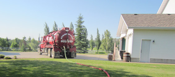 Residential Septic Tank Cleaning & Maintenance