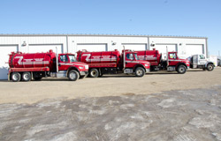 Industrial Septic Tank & Vacuum Truck Services