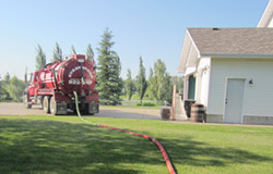 Residential Septic Tank Cleaning & Repair Work