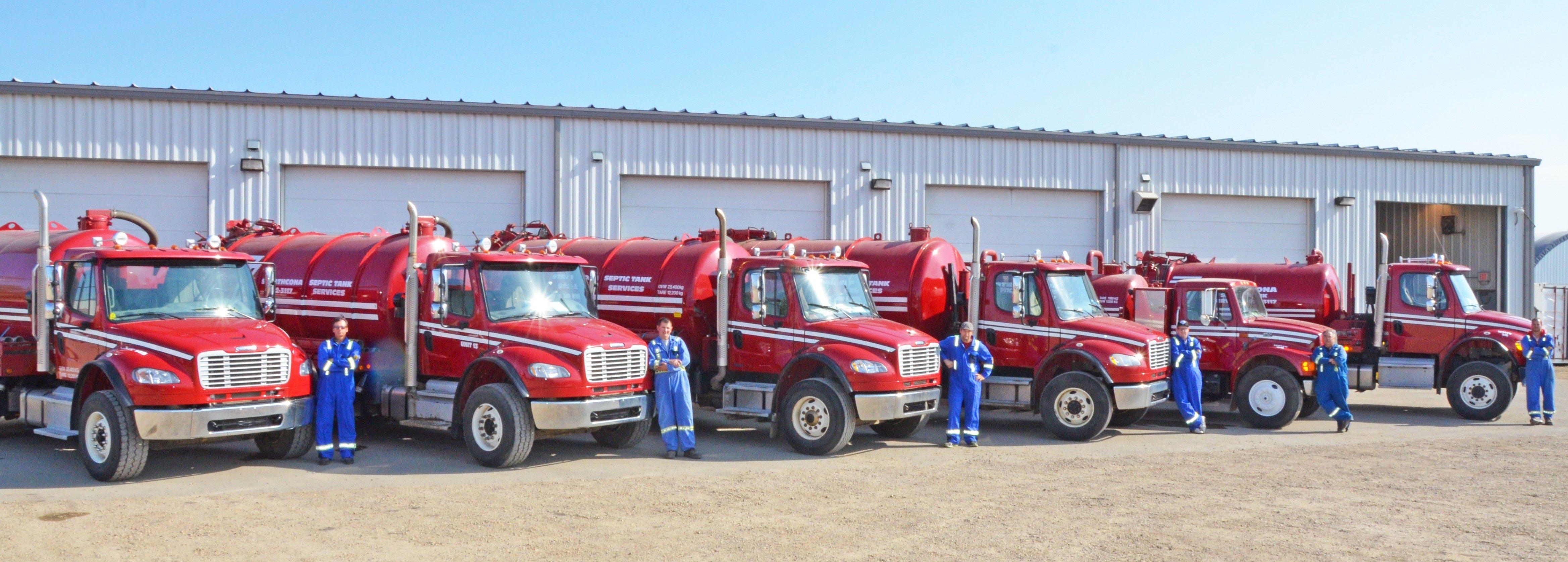 Vacuum Truck Drivers