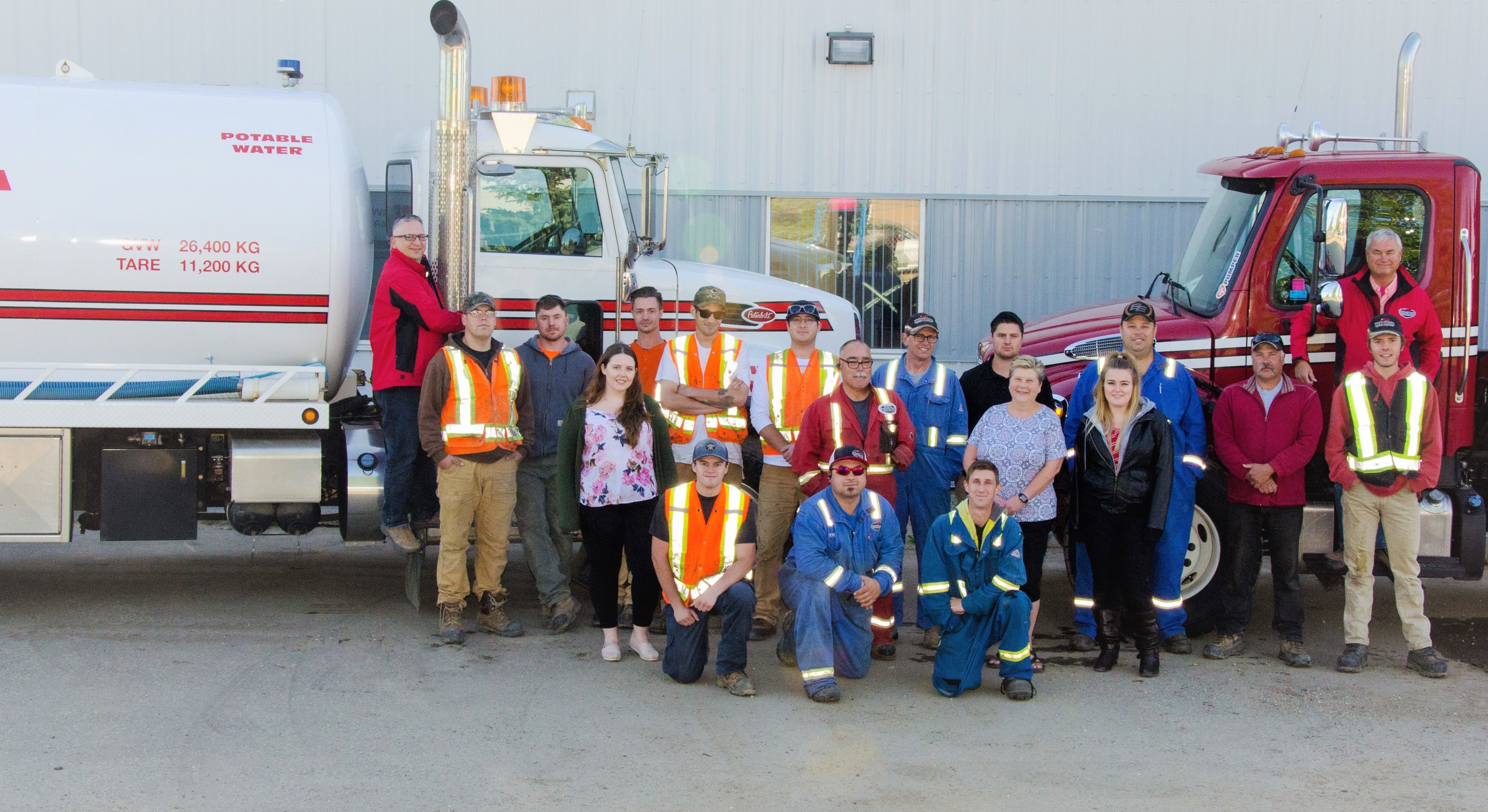 Strathcona Septic Tank Services Team