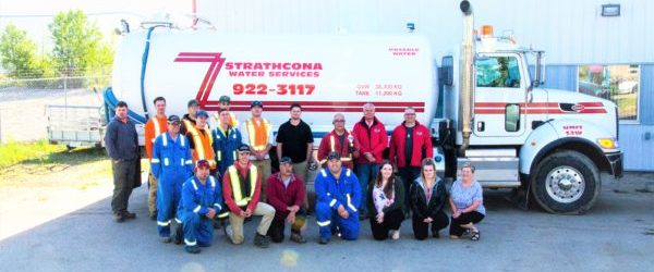 Strathcona Septic Tank Team