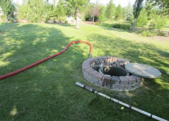 Residential Septic Tank Cleaning Edmonton Area
