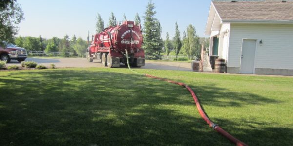 Residential Septic Cleaning Pump out